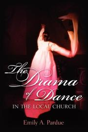 The Drama of Dance in the Local Church PDF