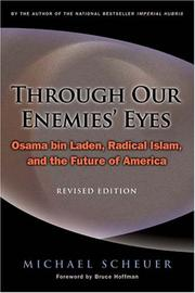 Through Our Enemies&#39; Eyes by Michael Scheuer