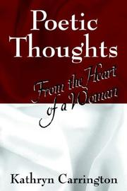 Poetic Thoughts PDF