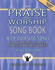 Praise and Worship Fake Book - Original Edition PDF