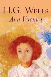 Cover of: Ann Veronica by H. G. Wells
