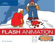 Cover of: Flash Animation for Teens (For Teens) by Eric D. Grebler