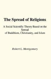 The Spread of Religions PDF