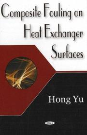 Composite Fouling on Heat Exchanger Surface PDF