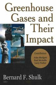 Greenhouse Gases and Their Impact PDF