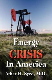 The Energy Crisis in America PDF