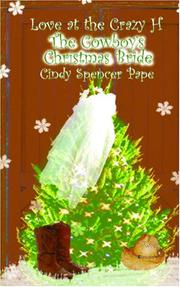 The Cowboy's Christmas Bride PDF