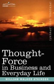 Thought-Force in Business and Everyday Life PDF