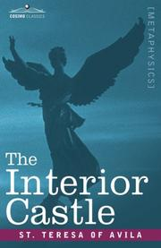Cover of: The Interior Castle by Teresa of Avila