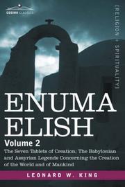 ENUMA ELISH: Volume 2 PDF