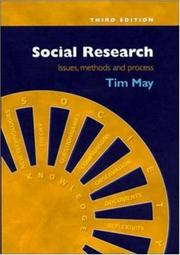 Social Research; Issues, Methods and Process