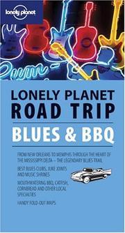 Lonely Planet Road Trip Blues & Bbq (Road Trip Guide) PDF