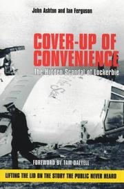 Cover-up of convenience by John Ashton