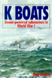 The K boats by Don Everitt