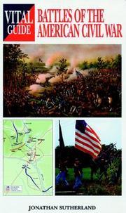 Battles of the American Civil War -Vital G (Vital Guide) PDF