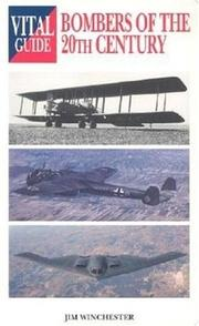 Bombers of the 20th Century -Vital G (Vital Guides) PDF