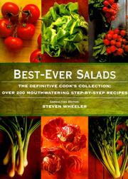 Best-Ever Salads: The Definitive Cook's Collection PDF