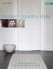 Modern Country Style PDF