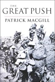 The great push by Patrick MacGill