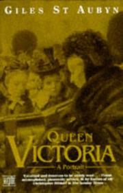Queen Victoria by Giles St. Aubyn