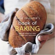 Linda Collister's book of baking PDF