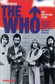 Eyewitness:The Who (Eyewitness (Carlton))