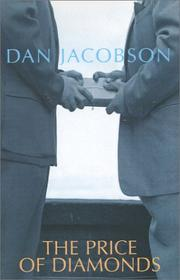 The price of diamonds by Dan Jacobson