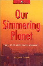 Our Simmering Planet by Joyeeta Gupta