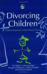 Divorcing Children