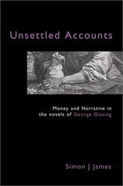 Unsettled Accounts by Simon J. James