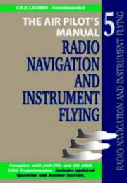 Radio Navigation and Instrument Flying (Air Pilot's Manual) PDF