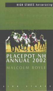 Placepot Annual National Hunt 2002 (High Stakes) by Malcolm Boyle