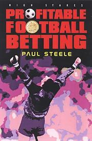 Profitable Football Betting by Paul Steele