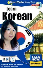 Talk Now! Korean PDF