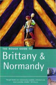 The Rough Guide Brittany & Normandy 8 PDF