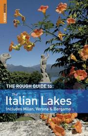 The Rough Guide to the Italian Lakes PDF