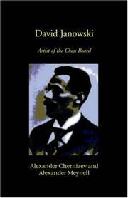 David Janowski