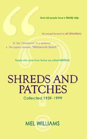 Shreds And Patches PDF