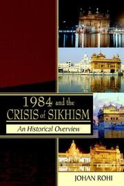 1984 And the Crisis of Sikhism PDF