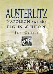 AUSTERLITZ by Ian Castle