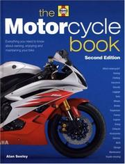 The Motorcycle Book by Alan Seeley