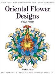 Oriental Flower Designs (Design Source Books) PDF