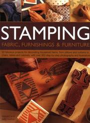 Stamping Fabric, Furnishings & Furniture PDF