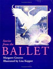 Stories from the Ballet by Margaret Greaves