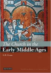 The church in the early Middle Ages PDF