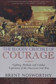 The Bloody Crucible of Courage - Fighting Methods and Combat Experience of the American Civil War PDF