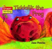 Tiddalik the Frog (Start Writing) PDF
