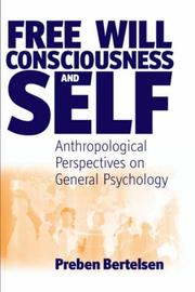 Free Will, Consciousness And Self PDF