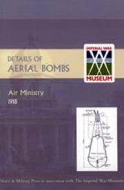 Details of Aerial Bombs PDF