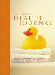 My Child's Health Journal (Journal Gift Book) PDF